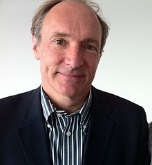 Tim Berners-Lee, father of the World Wide Web