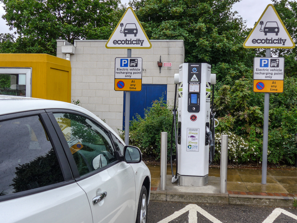 Approach a rapid-charge station and you are made to feel like a first-class citizen. You have your own protected parking place and a welcoming Dalek with a selection of cables and sockets.