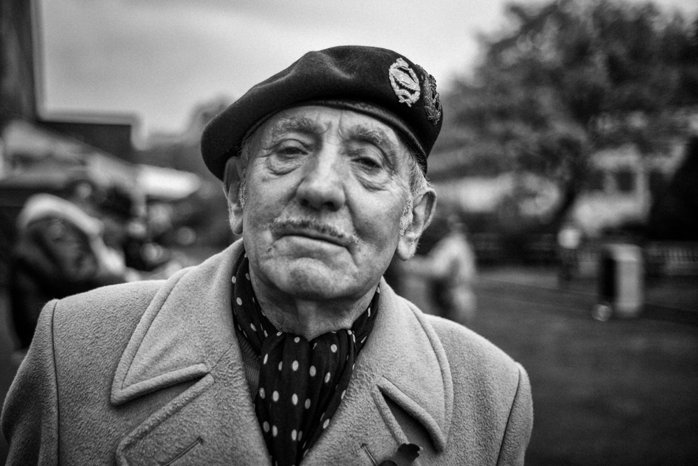 Field Marshal Lord Montgomery of Alamein (Leica)