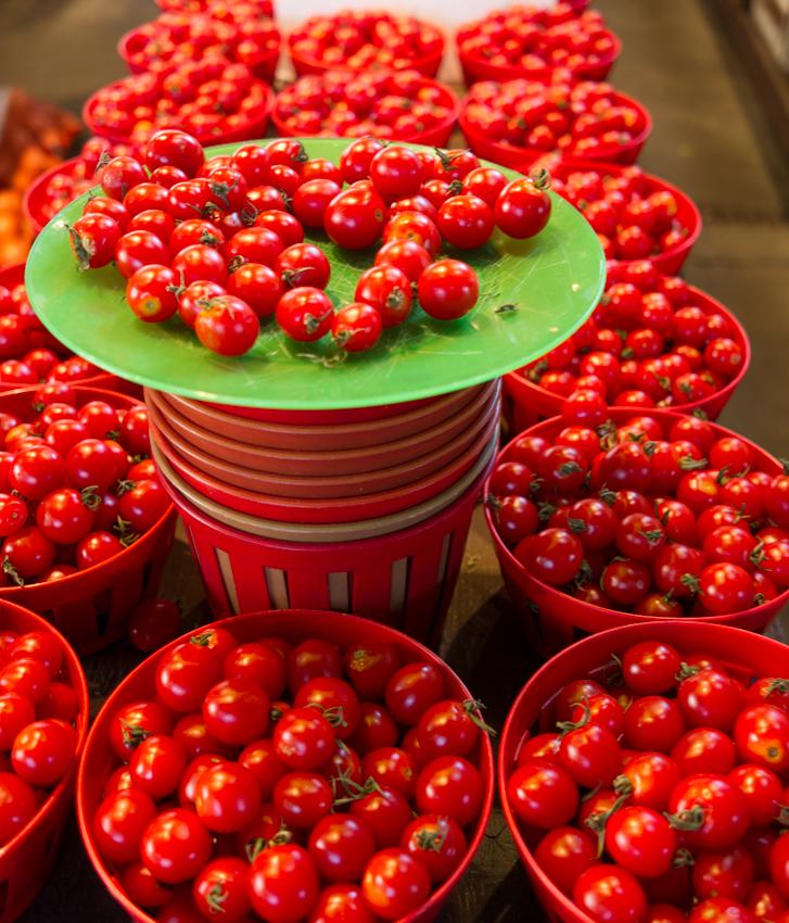 Montreal tomatoes