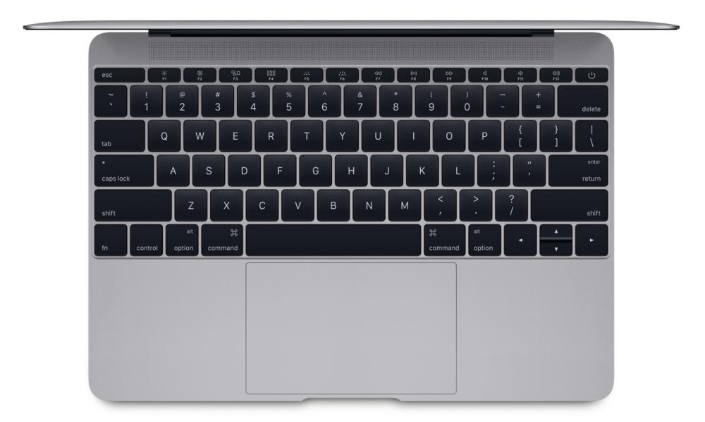 The keyboard is unusual and isn