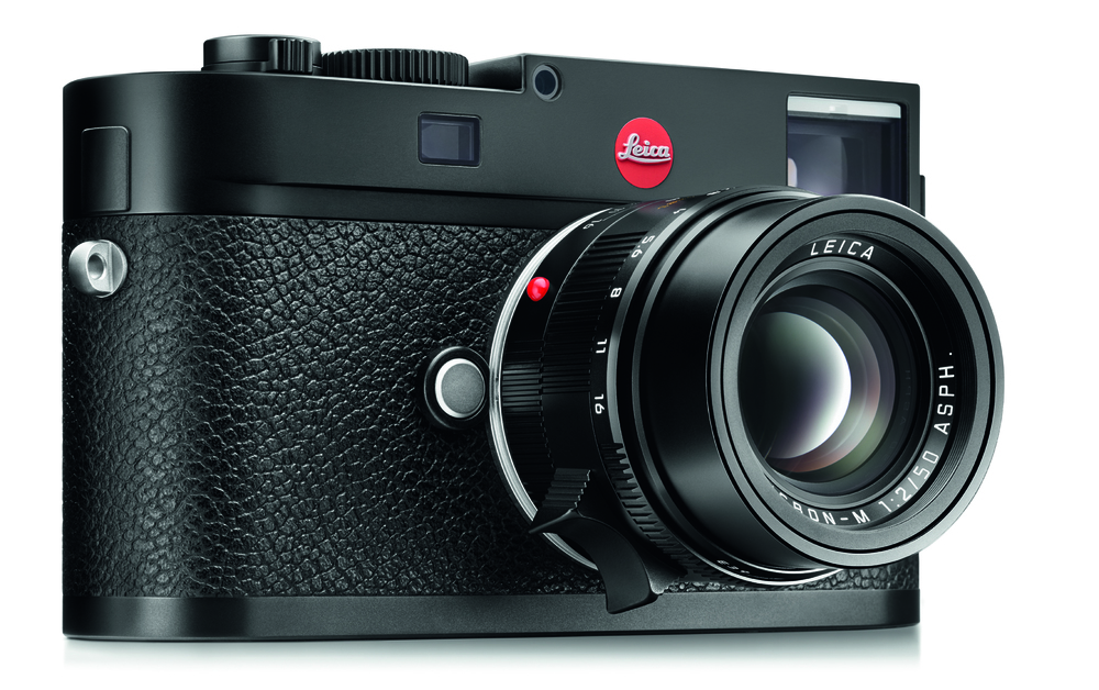 Leica now agrees: The M262 also comes without that video button