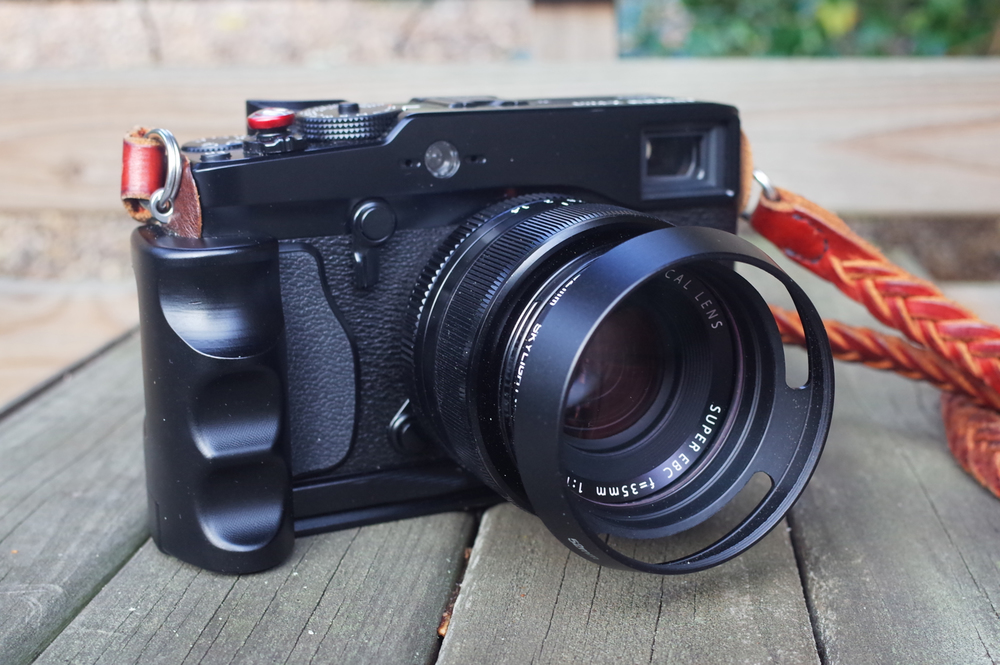 The original Fuji X-Pro 1 was an instant hit
