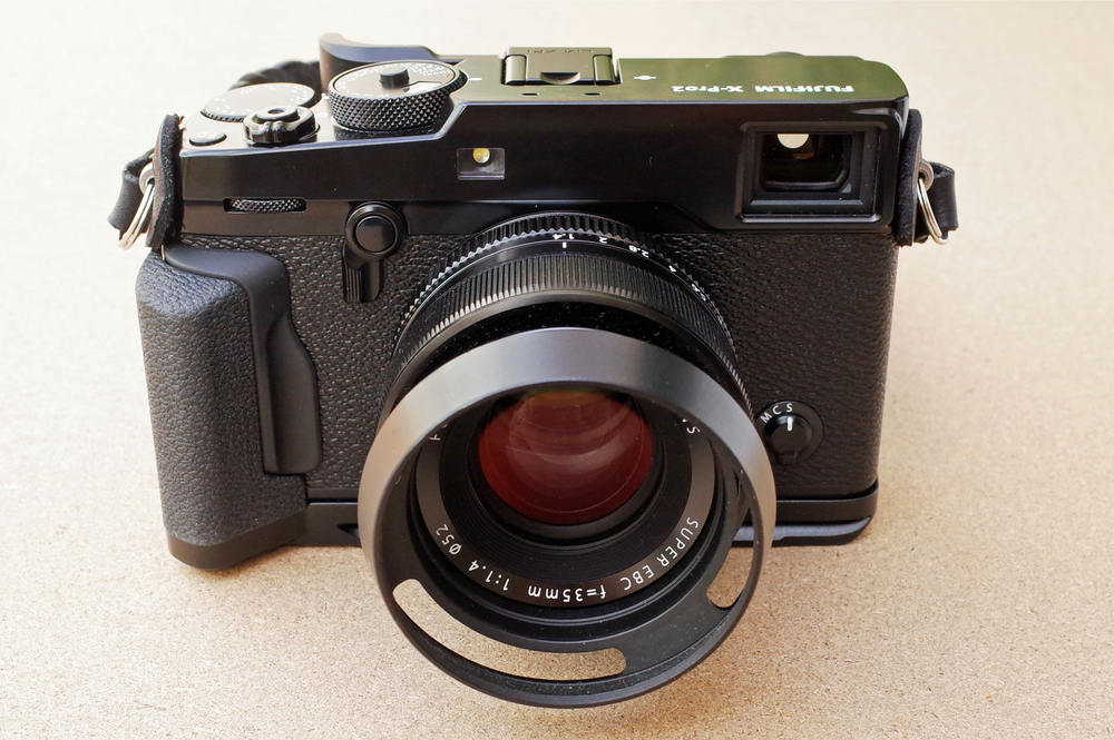 Bill Palmer's Passion: Fuji is the Leica of the new Millennium
