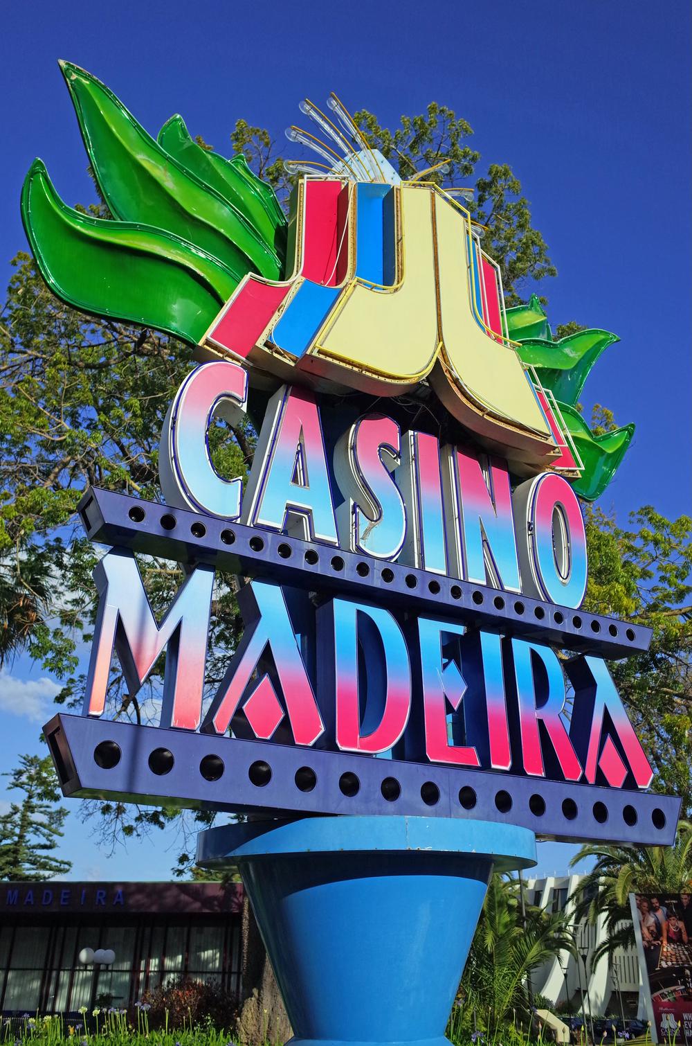 Casino, Funchal, Madeira
