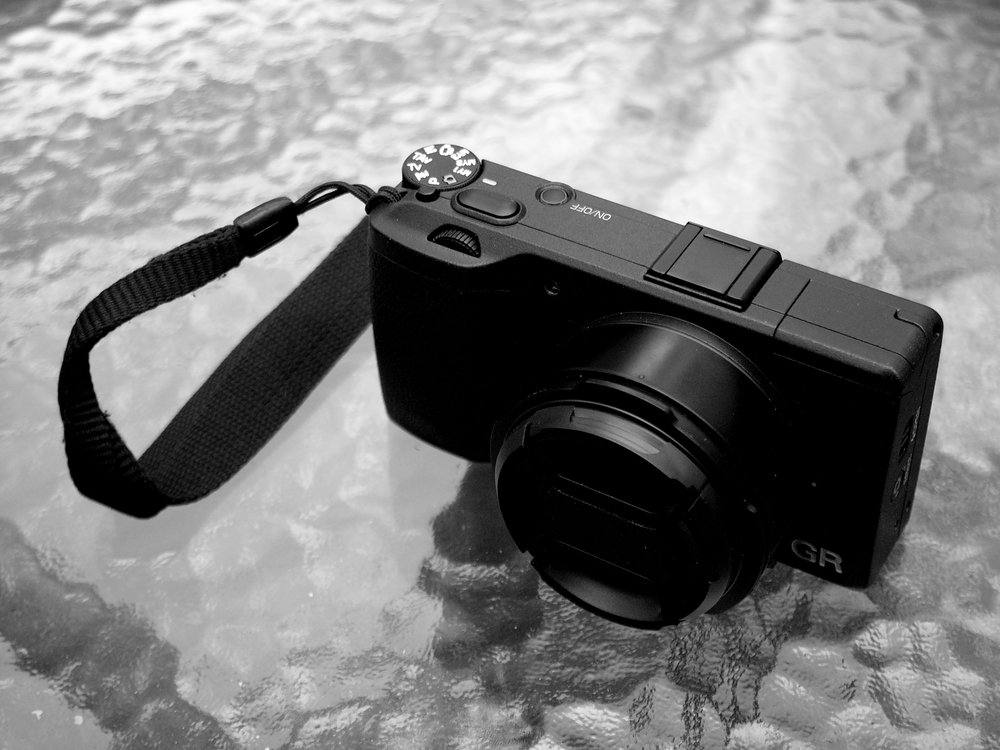 Ricoh GR, first generation