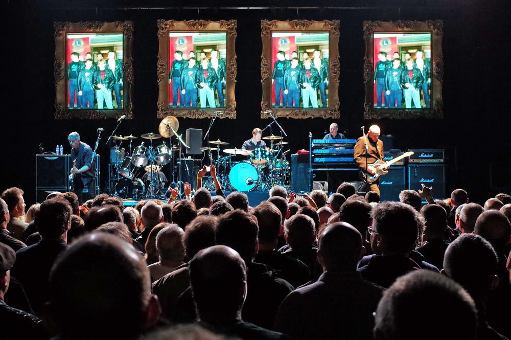 The Stranglers in concert
