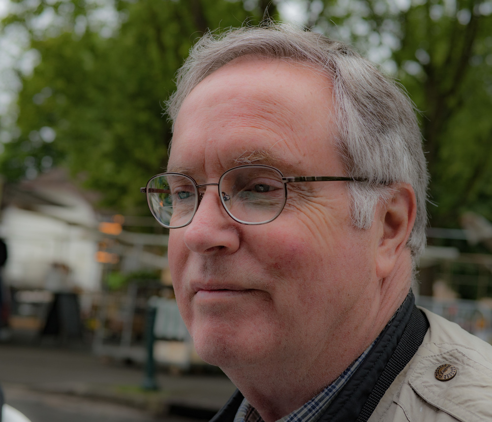 Jim McKeown of  McKeown