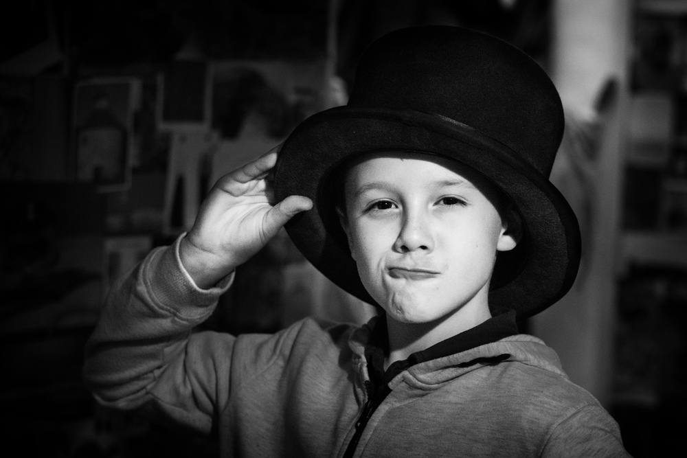 Michael the Hat Leica SL with 24-90 Vario Elmarit SL Asph