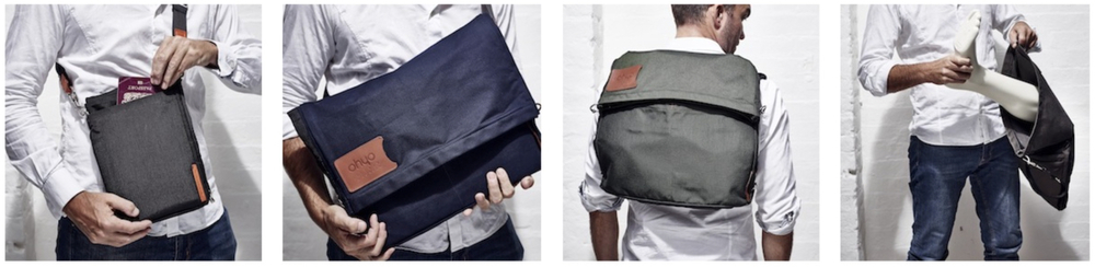 The versatile Ohyo bag is an ideal accessory