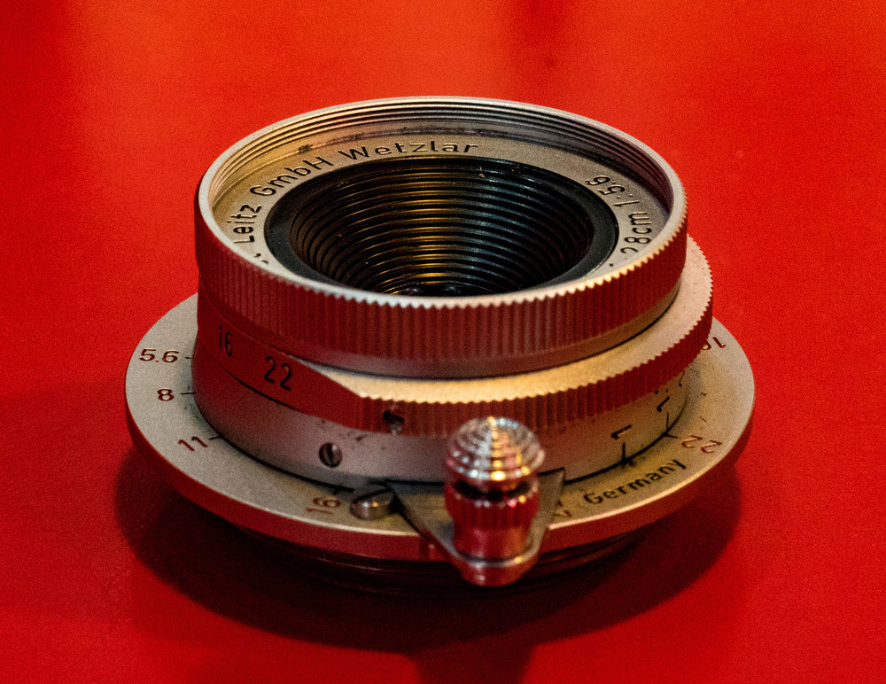 The sixty-year-old 28mm f/5.6 Summaron is due for a makeover