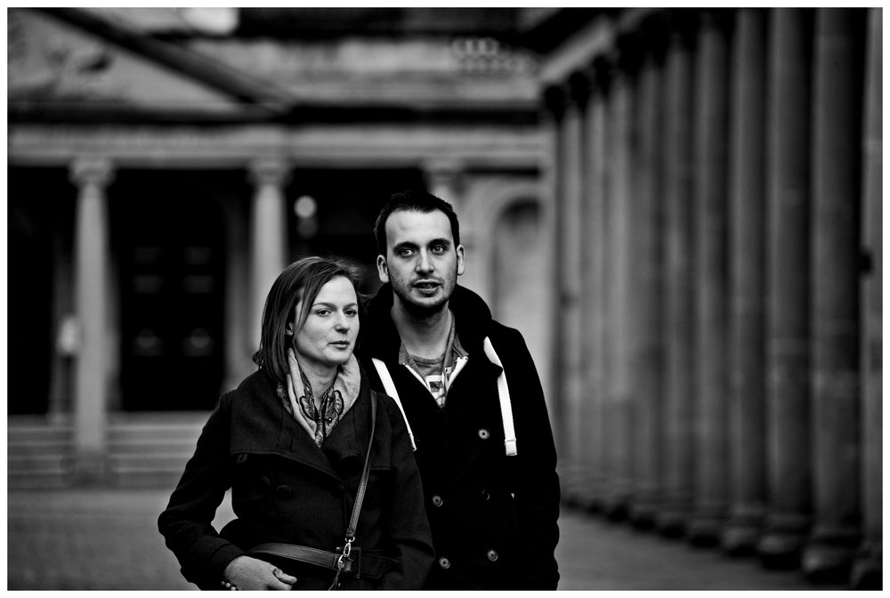 Street Portraits, Bath (David Lewis-Baker)