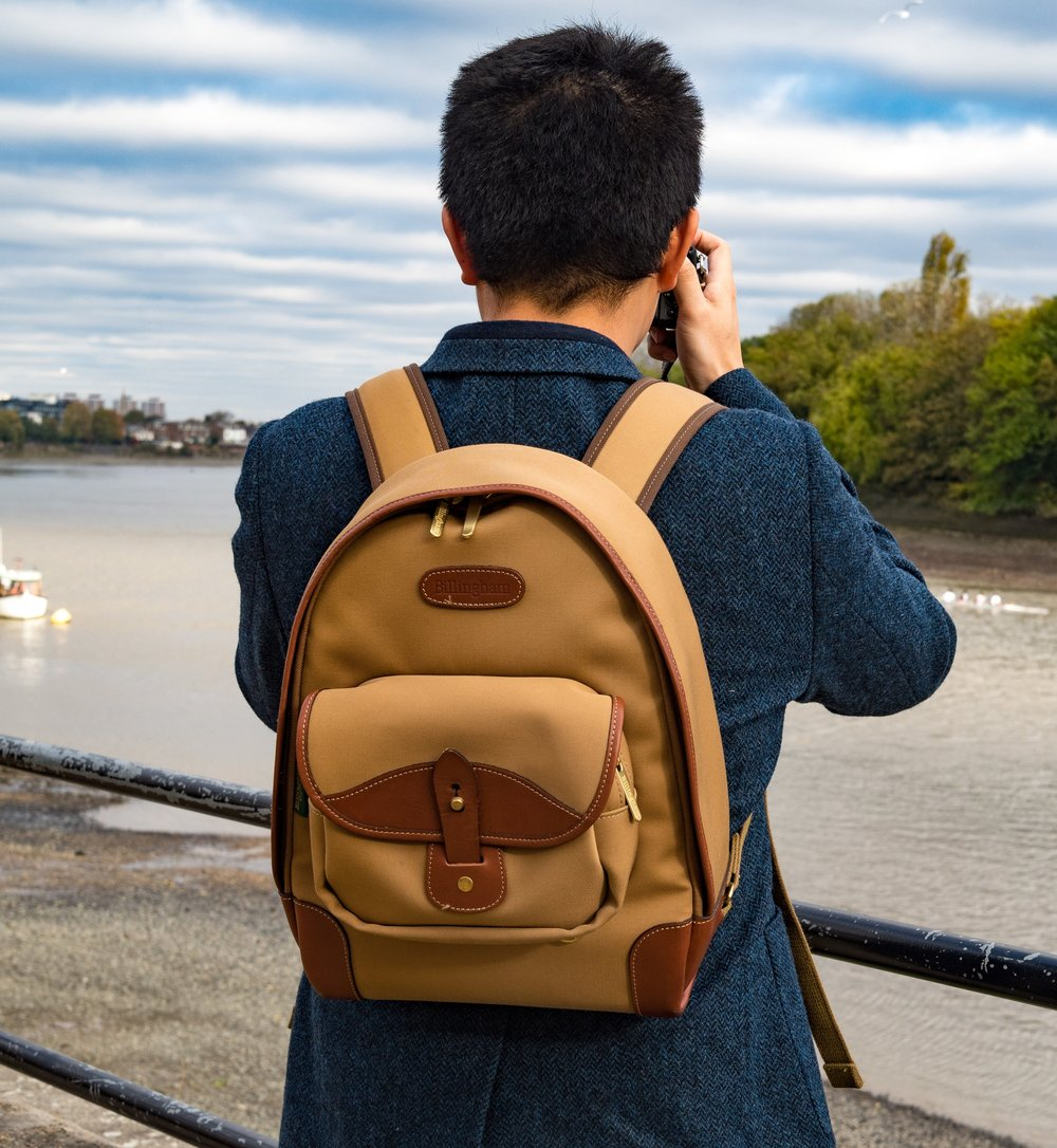 The Billingham Rucksack 35 is a rather superior photographer
