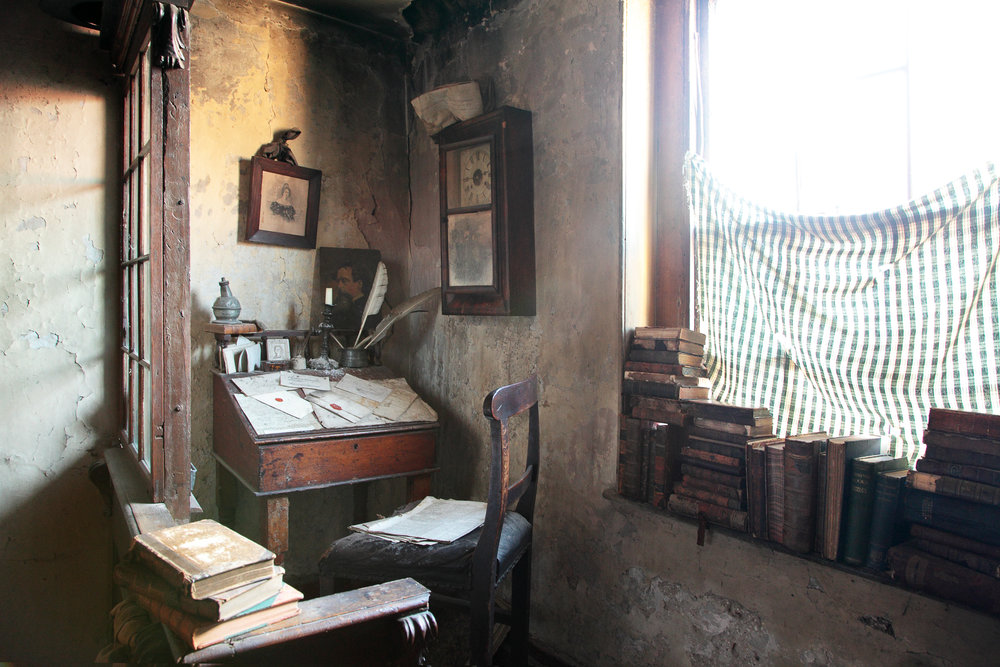 The Dickens Room, Photograph by Roelof Bakker