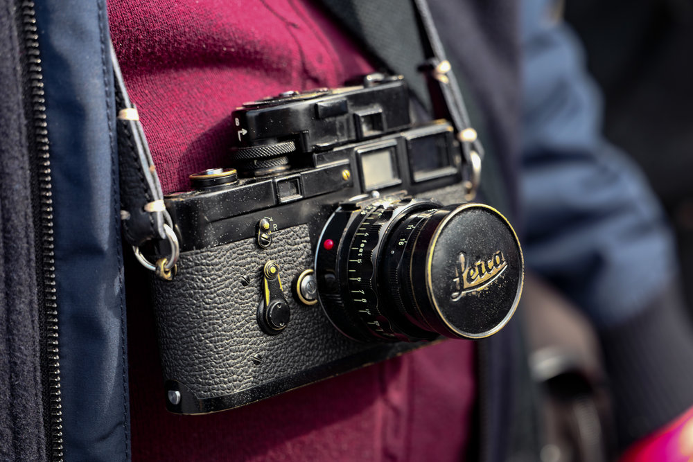 This rare original black-paint M3 from 1960 is valued between £7,000 and £8,000 with the matching close-focus 50mm lens adding a further £5,000-£7,000.