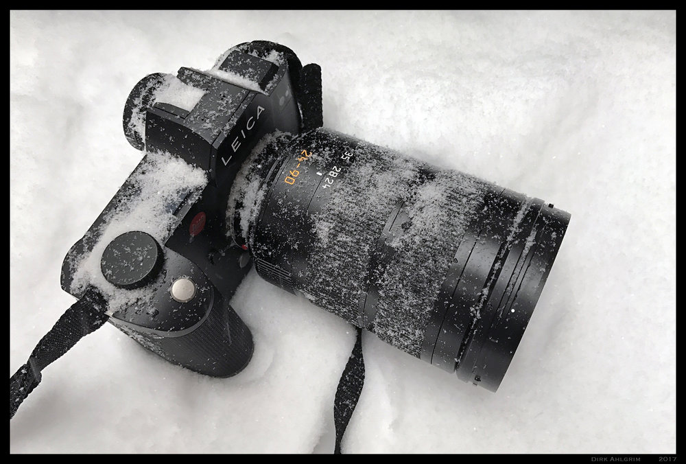 Leica SL: The camera that loves thick woolly gloves - Macfilos