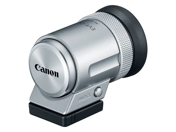 Someone has tried to inject some interest into the new Canon viewfinder for the EOS M6. It may not be the best design in the world, but it is way ahead of Leica
