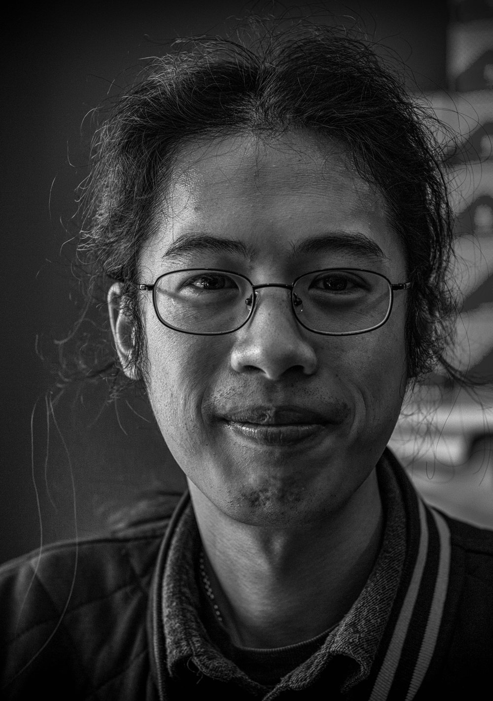 Will Tang of Aperture: