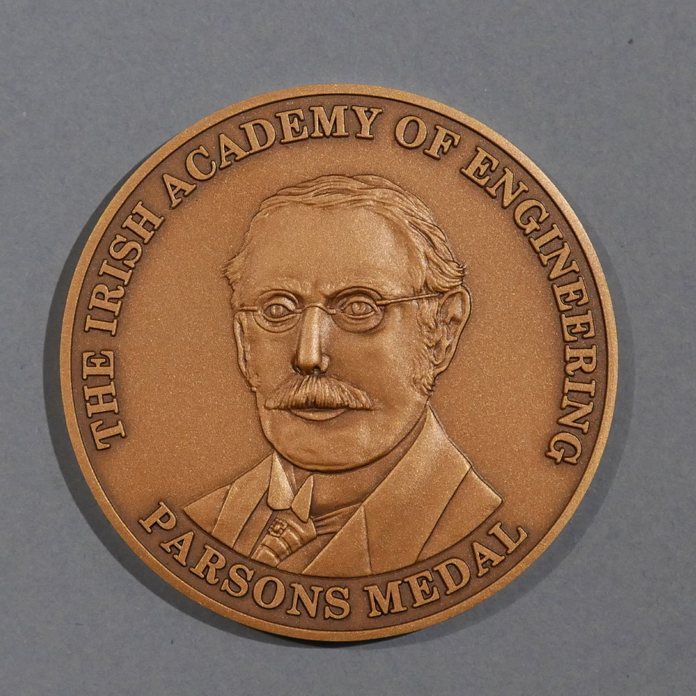 Parsons Medal, The Irish Academy of Engineering