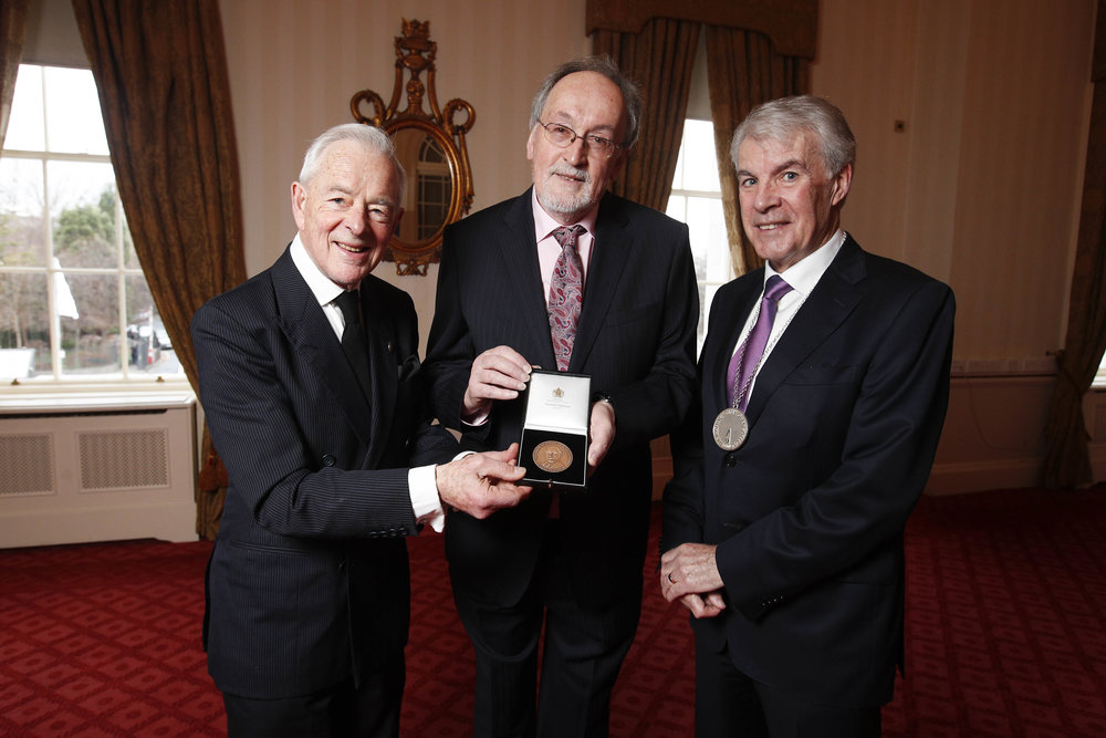Brendan Parsons, 7th Earl of Rosse, Professor Tony Fagan, University College Dublin, Eoin O