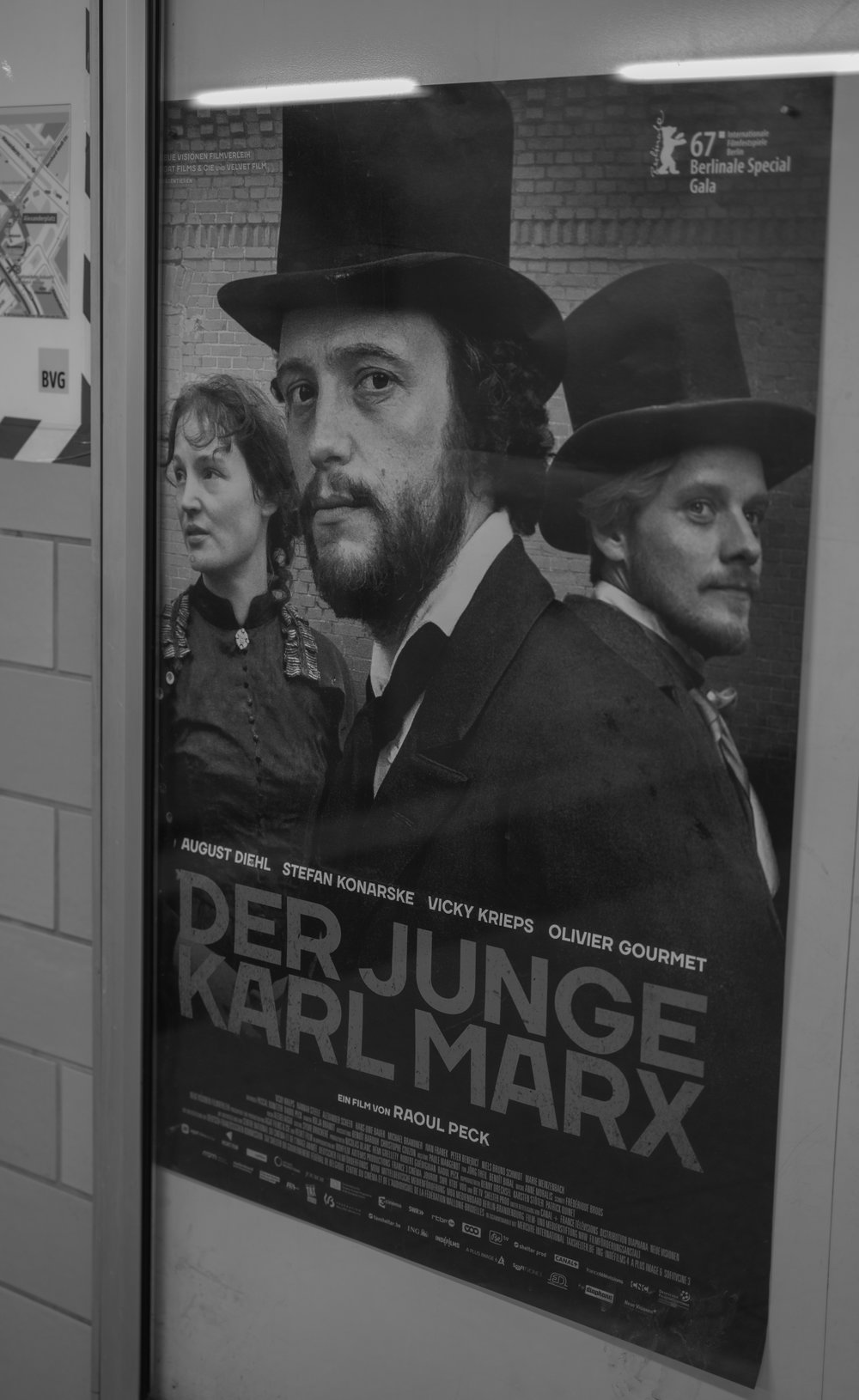 The Young Karl Marx: A man with a lot to answer for