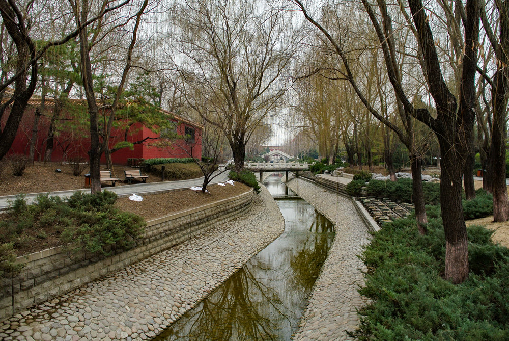 Just a few yards away from Tienanmen Square, Beijing, with the little Nikon V1