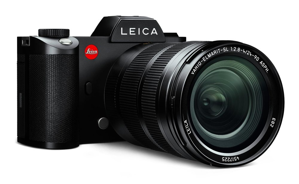 Faster autofocus, faster write times, improved control functions, better video. All this comes in the new Leica SL firmware v.3.0 — plus a firmware boost for the zoom lenses, including this Vario-Elmarit 24-90mm.