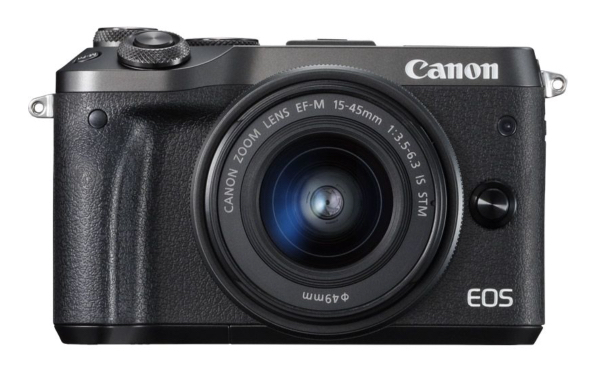 The smaller, lighter range-finder-style EOS M6 has been a success for Canon and could encourage the company to put more effort into the mirrorless market