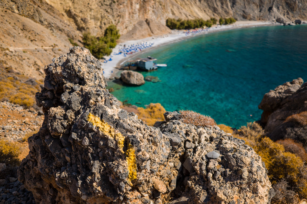 Glykanera, Crete: 18mm Elmarit