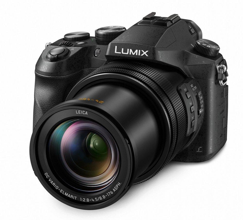 The Panasonic Lumix FZ2500/2000 — the