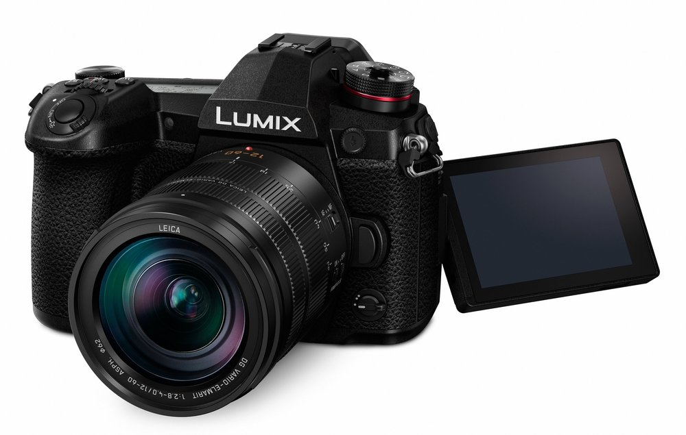Panasonic Lumix G9 excelling in the micro four-thirds world