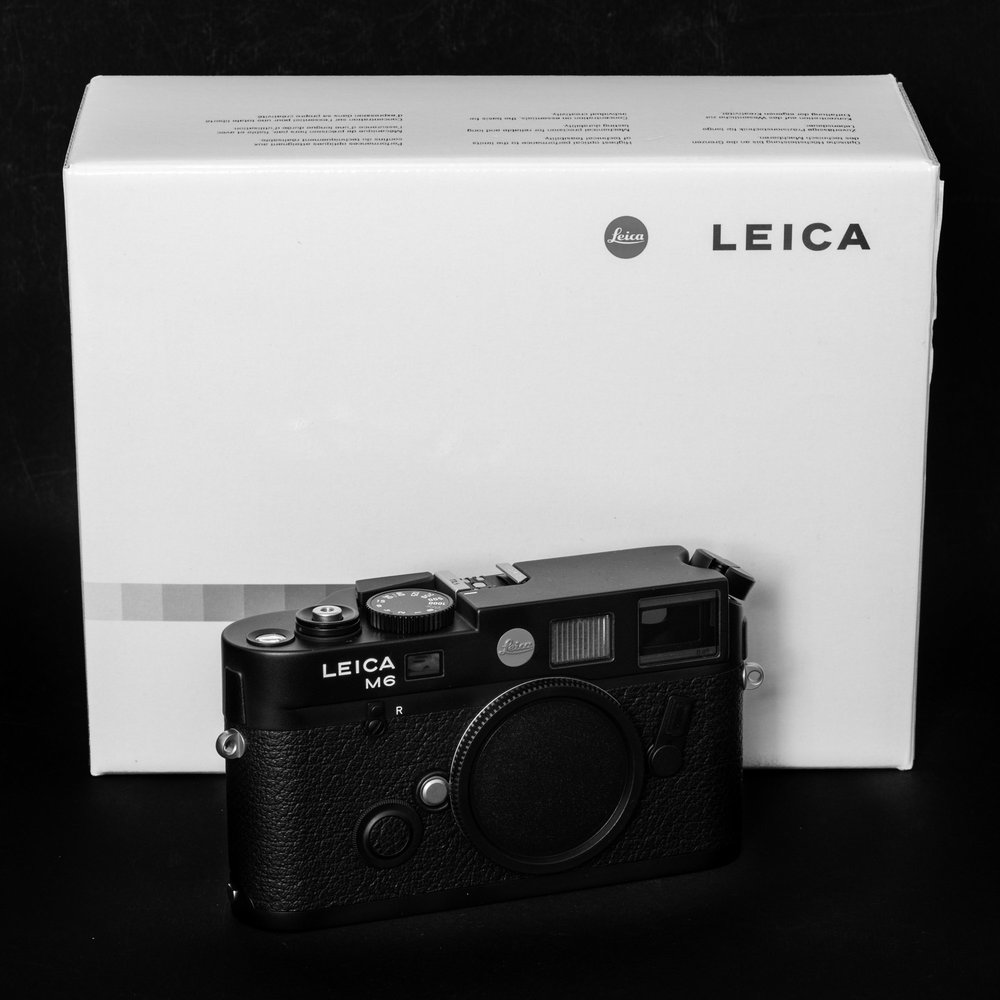 A perfect example of Leica