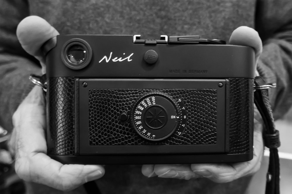 My old buddy Neil the M7 was on hand but his Tri-X hasn