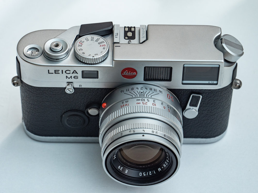 The M6 TTL is an enhanced version of the