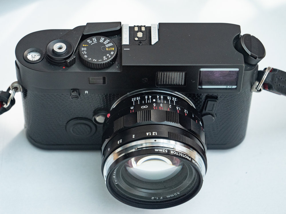 Leica M7 2002-2018: Discontinued, rest in peace - Macfilos