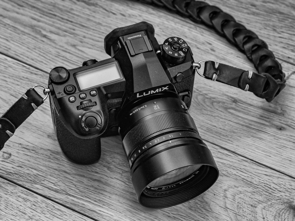 The Macfilos Lumix G9 and Leica DG 12mm now have good company— the outfit has become Eric Kim