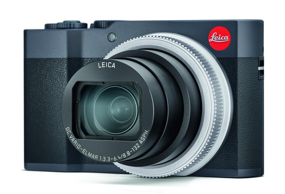 The new Leica C-Lux in midnight blue finish (Image Leica Camera)
