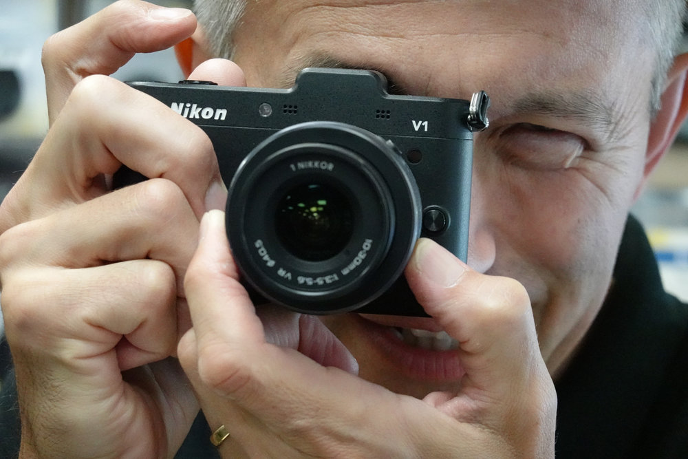 The Nikon 1 system is still sought after among photographers who recognise its many virtues, including fast autofocus even among today