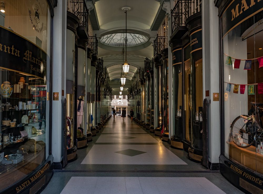 The Piccadilly Arcade