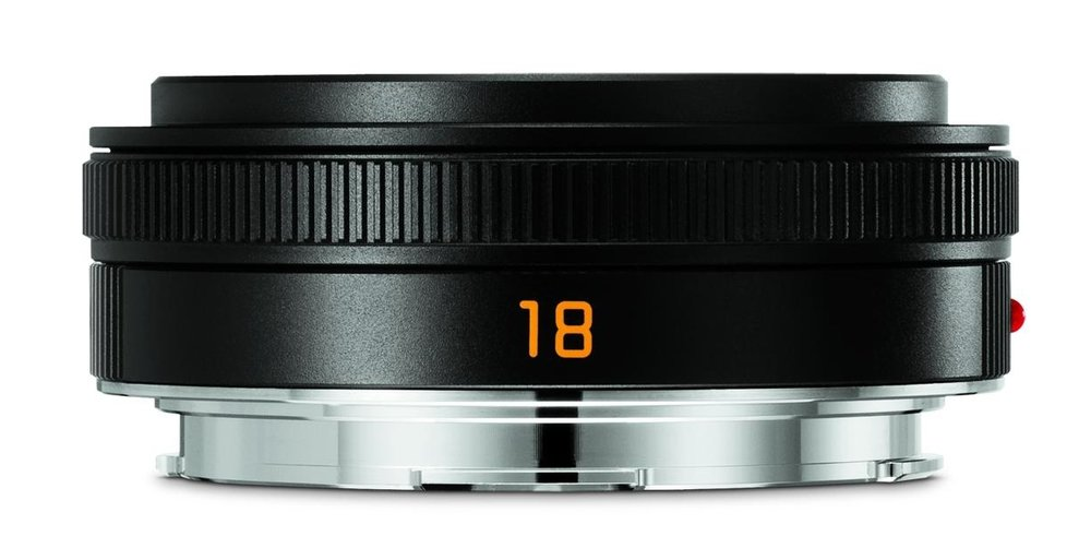 """Crêpe japonaise: The 18mm Elmarit-TL is one of my favourite lenses, a perfect pancake to complement the CL. It is a high-quality high achiever, but it is made for Leica """"somewhere in Japan"""""""