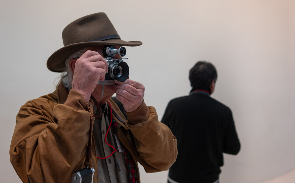 """The """"miniature camera"""" design developed by Oskar Barnack and based on the 24x36mm, has been remarkably resilient and is now the standard on which other frame sized are judged (Image Mike Evans)"""