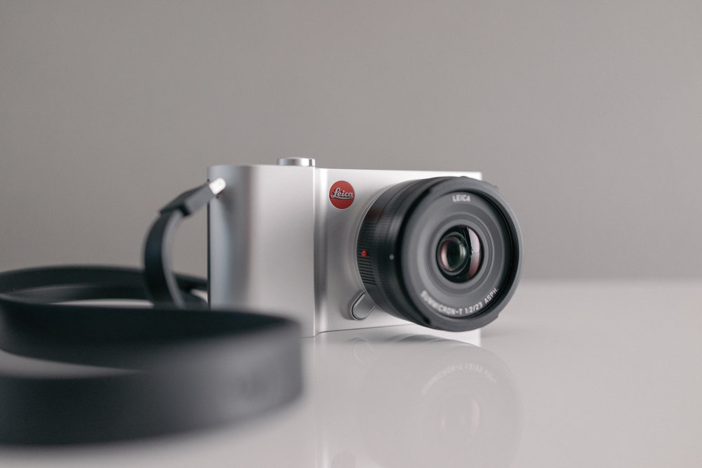 Extended review of the Leica T (Image Andrew Kim)