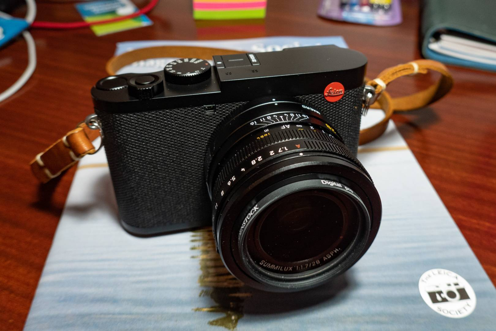 Leica Q2 arrives at Macfilos - Macfilos