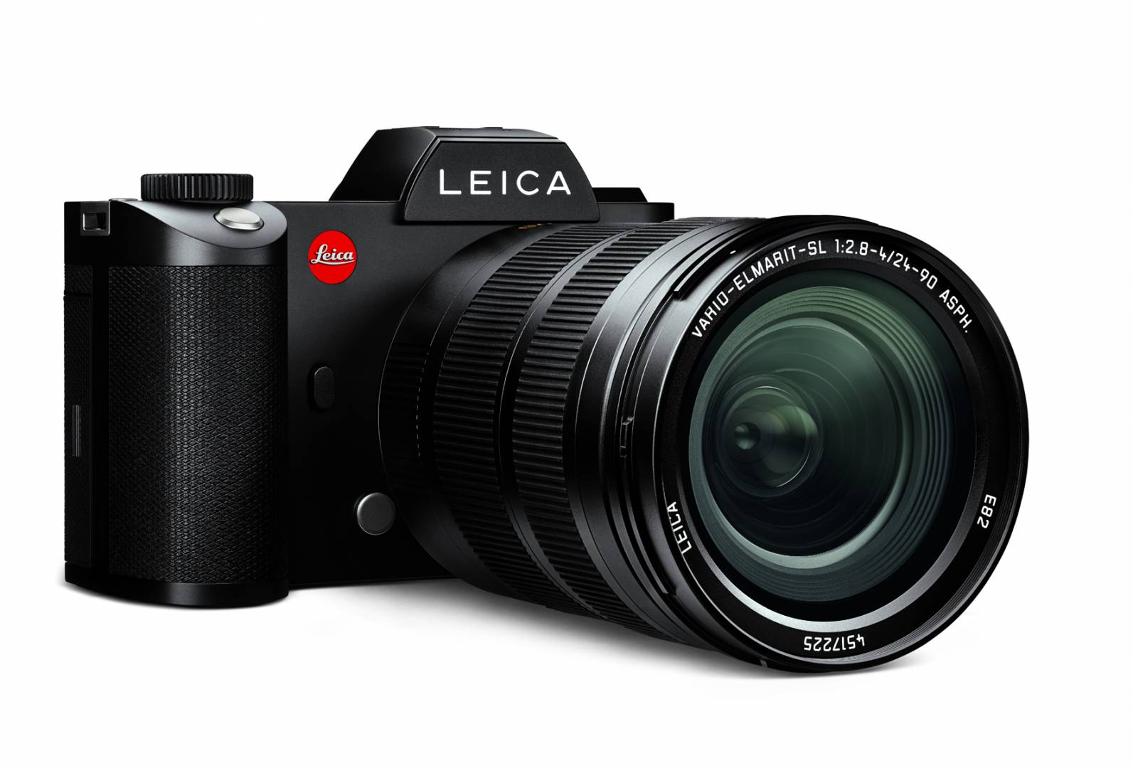 Leica SL-CL firmware update for full LMA compatability