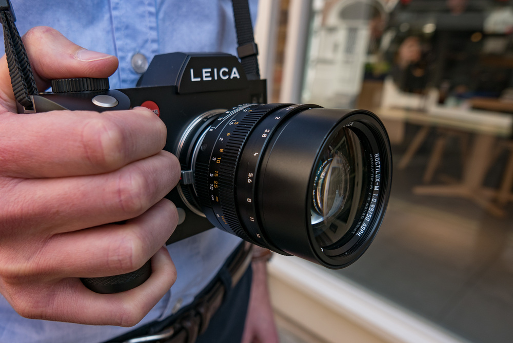Leica Mirrorless: A smaller ILC camera in prospect? - Macfilos
