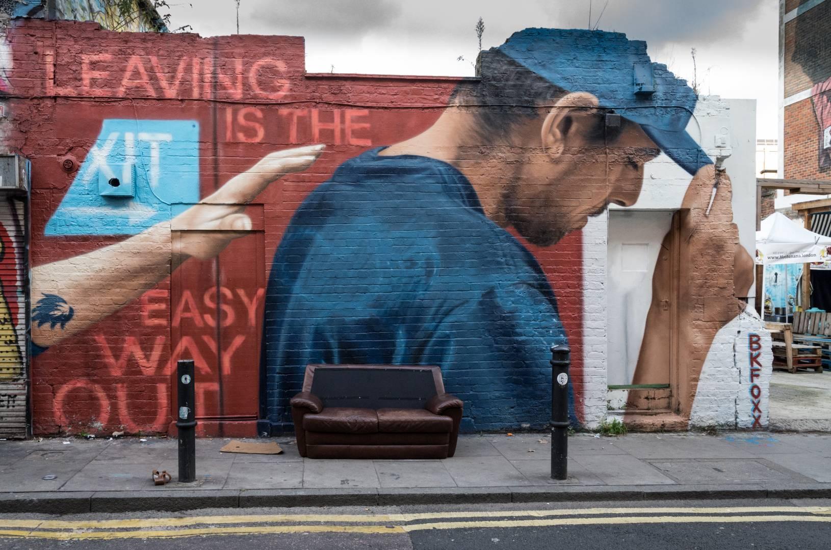 Street art by BKFOXX. Leica X Vario