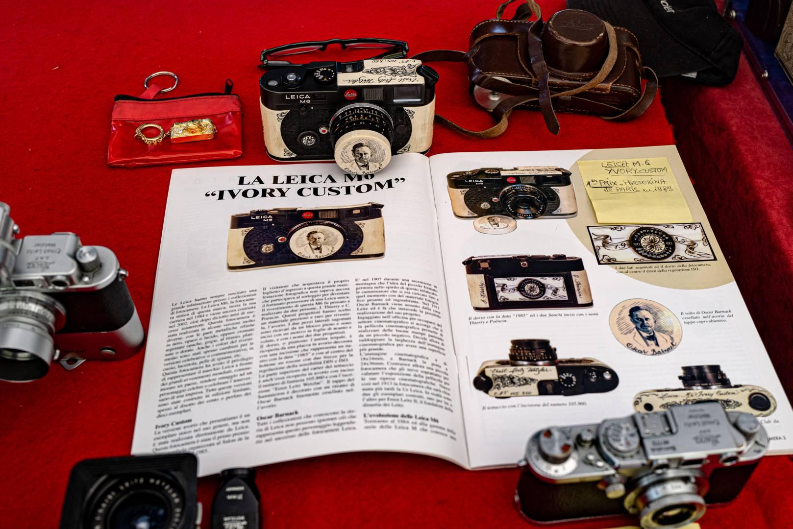 Bièvres Photo Fair: Leica M body prices soar - Macfilos
