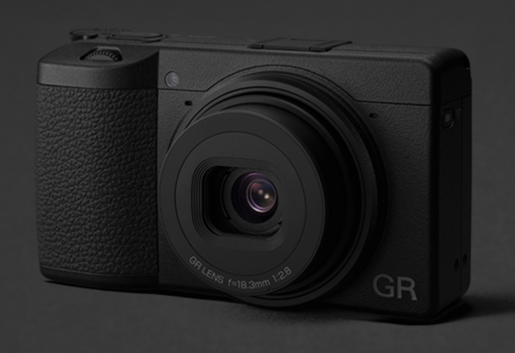 Ricoh GR is discreet, small and looks like a harmless point-and-shoot tourist camera. But it isn't. It packs quite a punch.