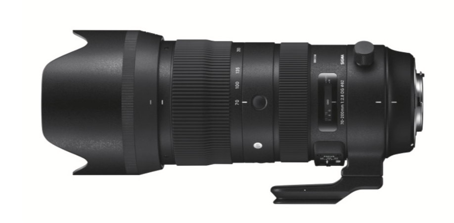 Sigma's 70-200mm f/2.8 is the best professional telephoto zoom lens of 2019. Will we see it in L-mount form?