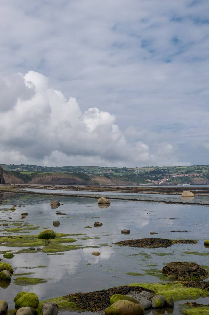 Robin Hood's Bay from Ravenscar - Nikon Df